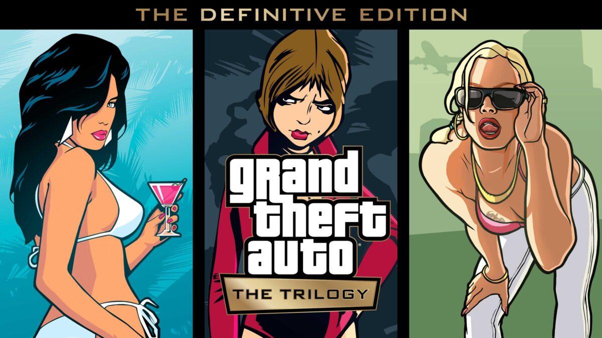 GTA The Trilogy – The Definitive Edition tem data anunciada oficialmente