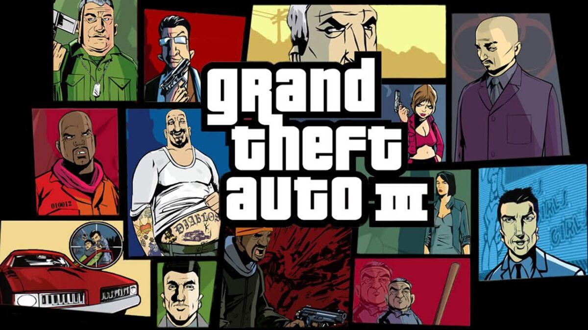 Grand Theft Auto III – The Definitive Edition é classificado pela ESRB