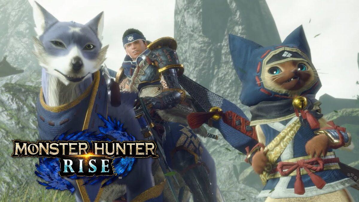 Demo de Monster Hunter Rise no PC estará disponível ainda hoje