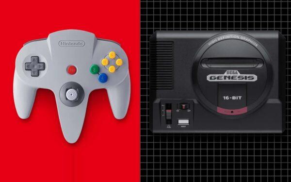 Datamine afirma que o Nintendo Switch Online irá contar com 38 jogos de N64 e 52 jogos de Mega Drive